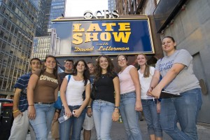 culinary summer programs visiting the sights of NYC