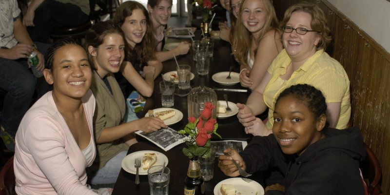 campusNYC summer coooking camp students get to explore the best of NYC