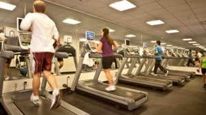 The fitness center is clean, modern and nice and open to our students for our summer culinary program NYC!